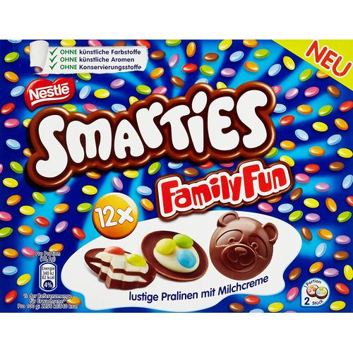 Πραλίνες Smarties Family Fan