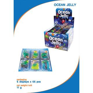 Ocean Jelly Ζελεδάκια
