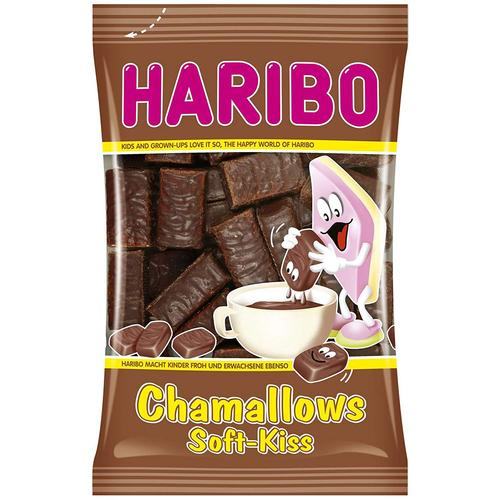 Marshmallows Haribo Soft Kiss