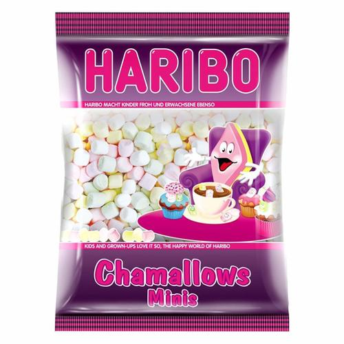 Marshmallows Haribo Minis