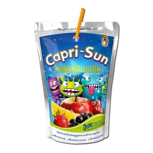 Χυμός Capri Sun Monster